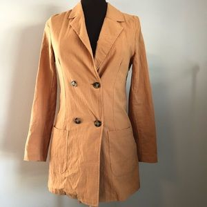 NASTY GAL   Light Weight Trench Coat